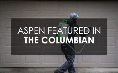 Aspen Pest Control Recently Featured in the Columbian
